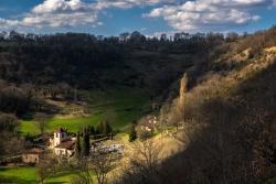 église-saint-martin-Lunan-photographie-occitanie
