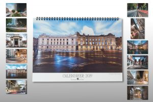 Calendrier 2019 photos